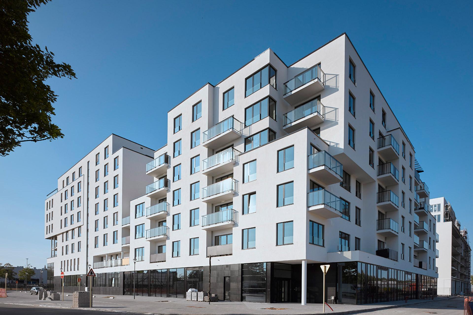 ATENOR Projet City Dox Bruxelles Maison De Repos Et De Soins