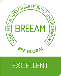 Logo Breeam Excellent