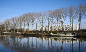 City Dox – logements le long du Canal 1