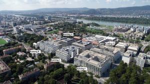 Vaci Greens – Budapest – full campus