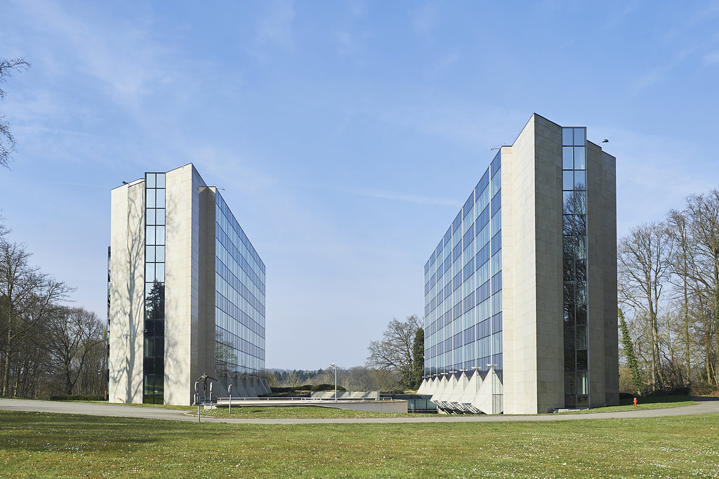 Nysdam Office Park_La Hulpe