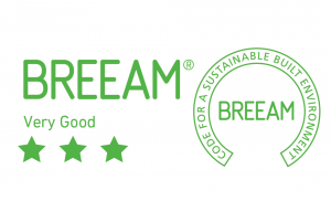 logo BREEAM Very Good